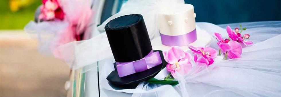 Alquiler de coche para boda