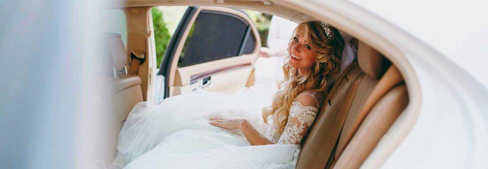 Razones para contratar una limusina en tu boda