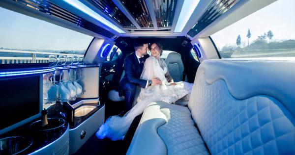 Alquiler de limusinas para bodas